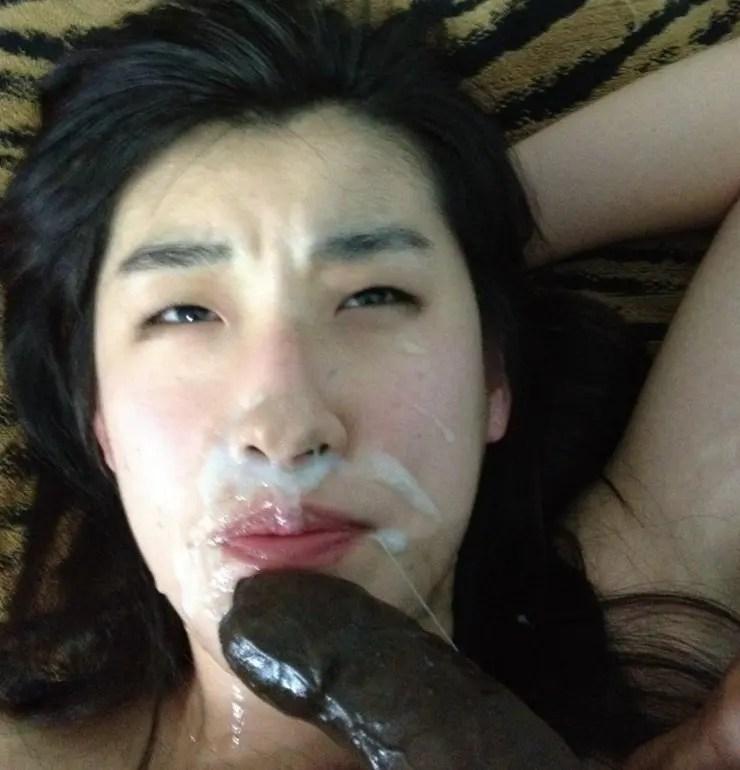 Amateur Asian Housewives Choosing Black - image  on https://blackcockcult.com
