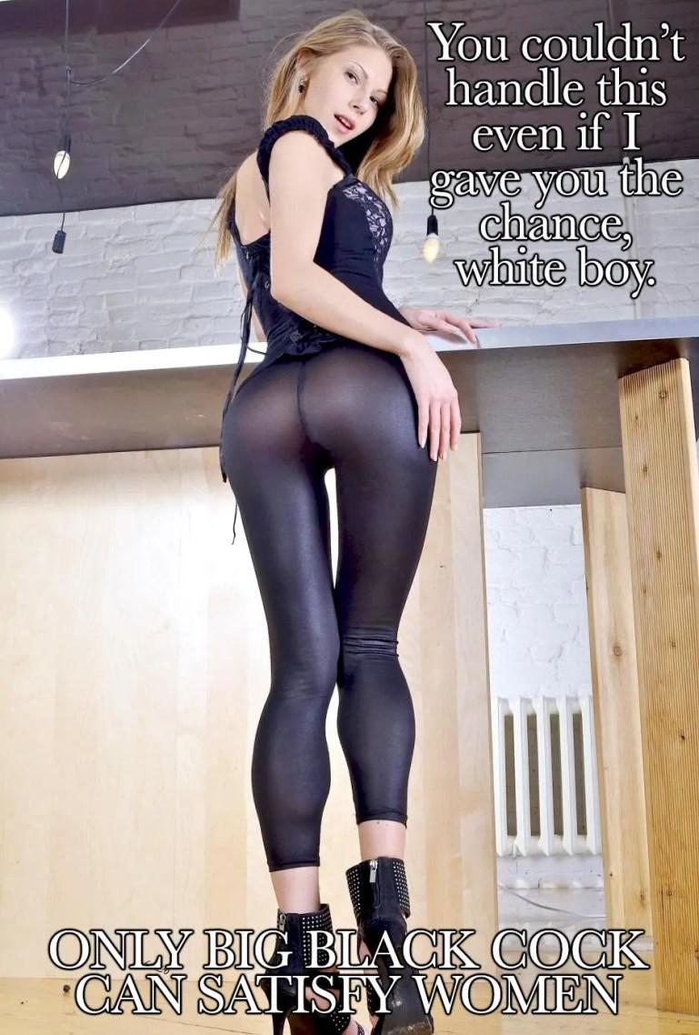 White Wife Addiction - image  on https://blackcockcult.com