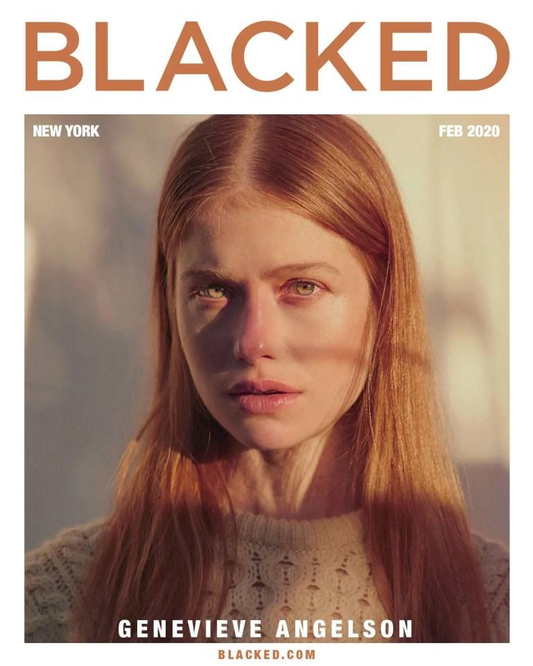 Blacked List: Genevieve Angelson - image  on https://blackcockcult.com