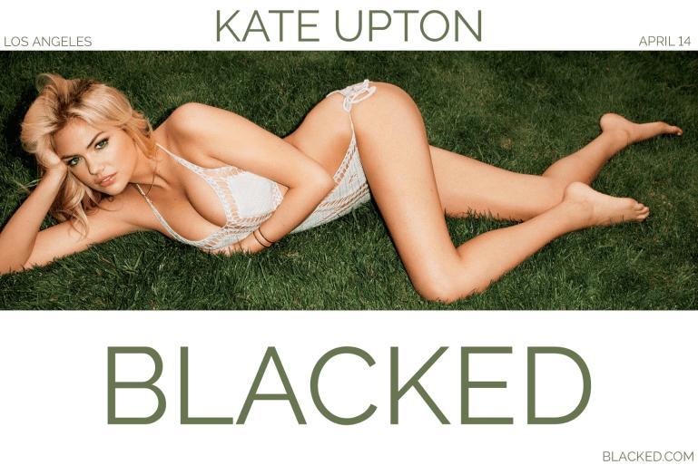 Blacked List: Kate Upton - image  on https://blackcockcult.com