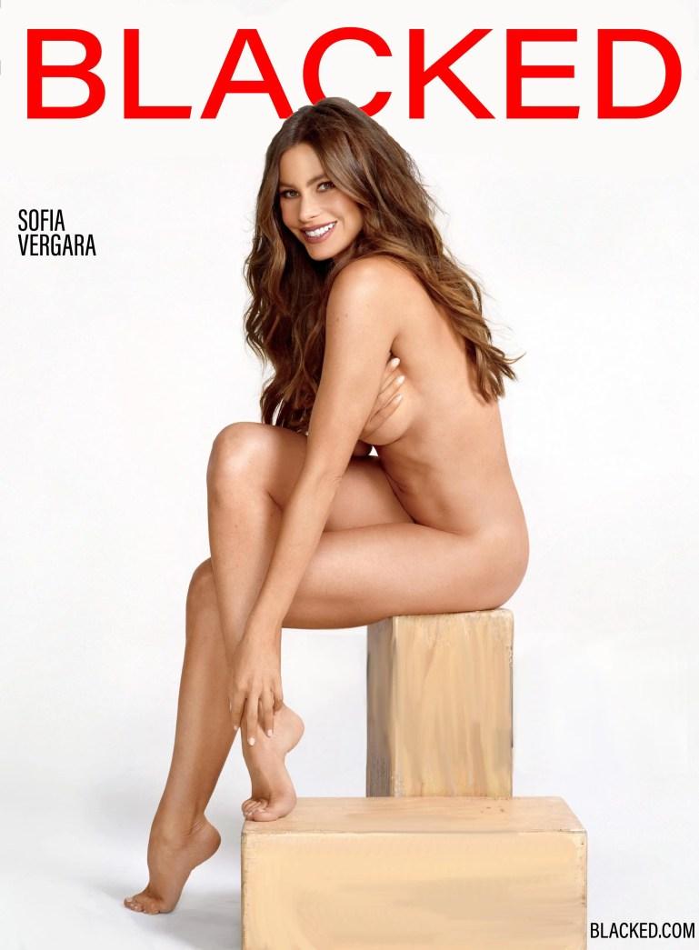 Blacked List: Sofia Vergara - image  on https://blackcockcult.com