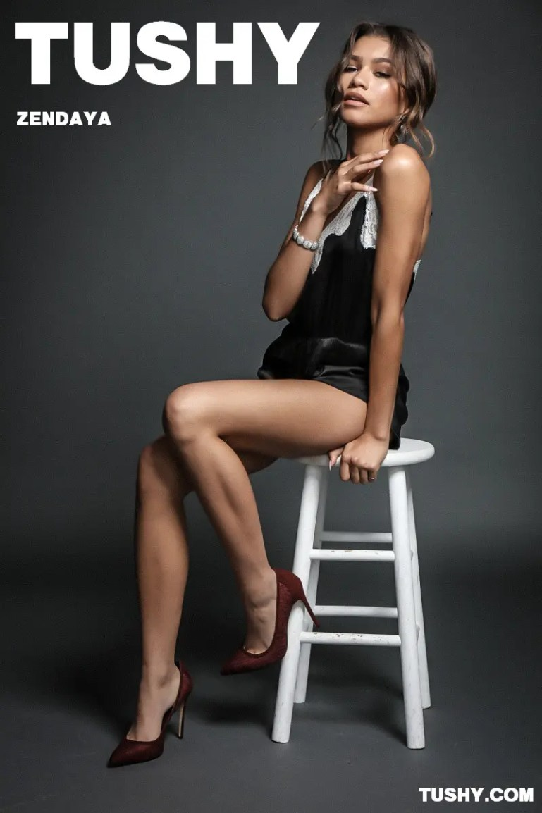 Blacked List: Zendaya - image  on https://blackcockcult.com