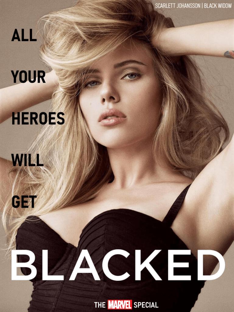 Blacked List: Scarlett Johansson - image  on https://blackcockcult.com