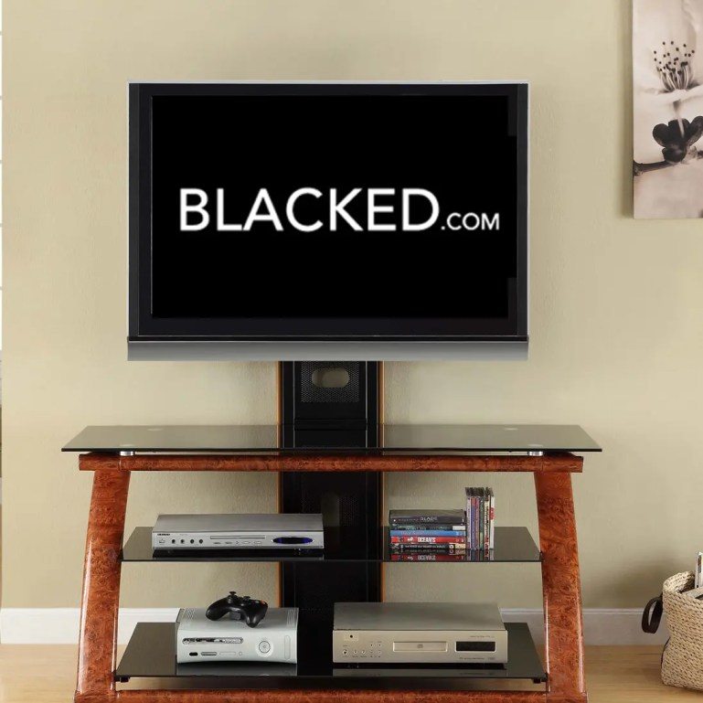Movie Night For A White Couple - image  on https://blackcockcult.com