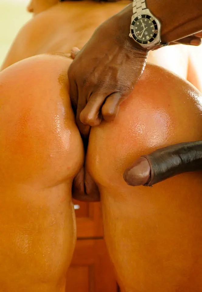 Round Asses Belong To Big Black Cock - image  on https://blackcockcult.com