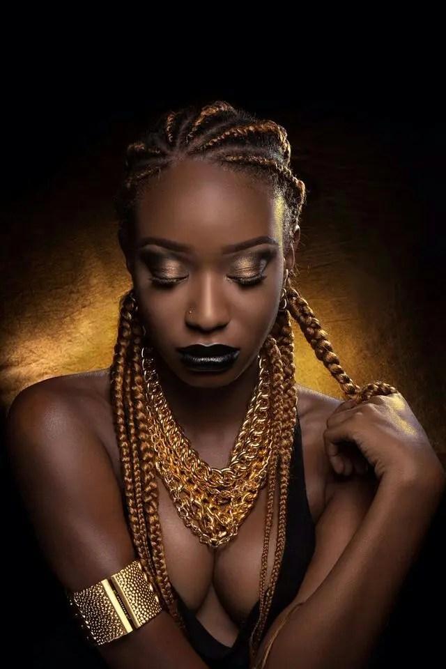 The Divine Feminine: Black Goddesses - image  on https://blackcockcult.com