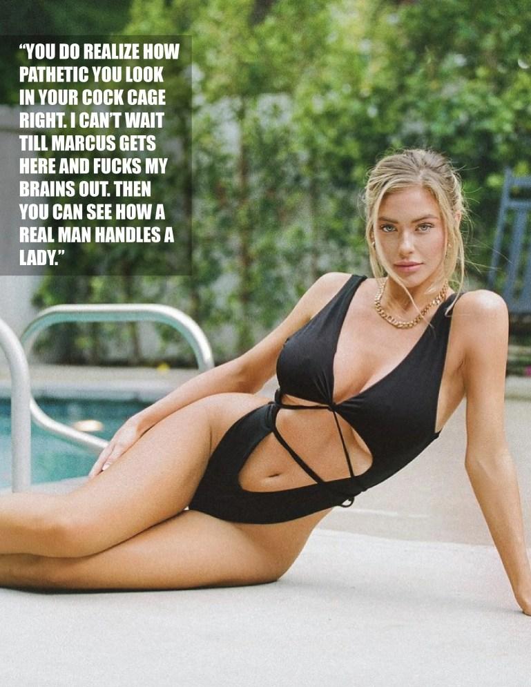 What A Cuck Hears - image  on https://blackcockcult.com
