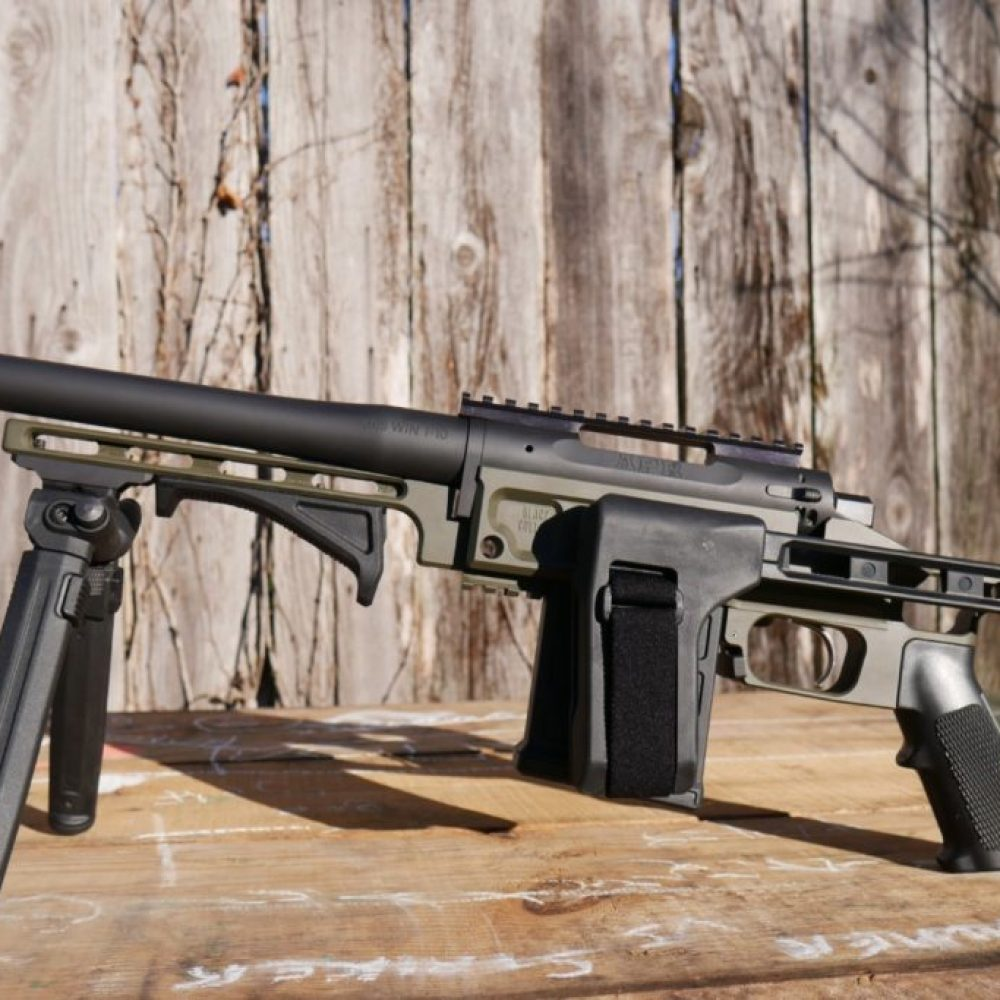 Building a Pork Sword Pistol - Black Collar Arms