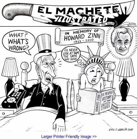 The JingOism Journal: Black Anti-America American Cartoons
