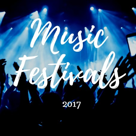 Black Music Festivals 2017