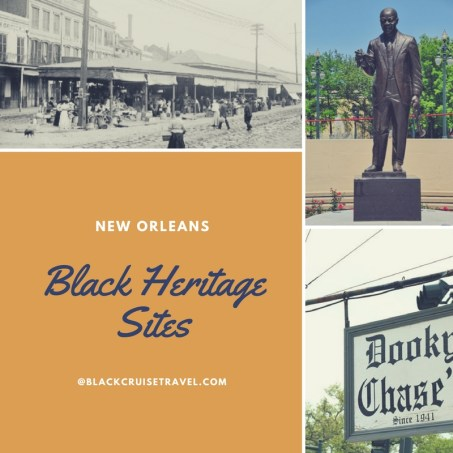 Black Heritage Sites in New Orleans