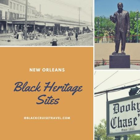 Black Heritage Sites in New Orleans