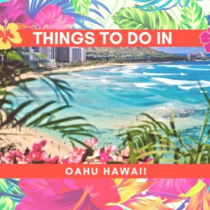 Things to do in Oahu Hawaii   Black Cruise Travel