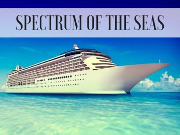 spectrum of the seas | Black Cruise Travel
