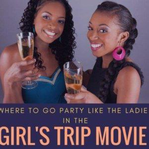 girls trip nola 002 | Black Cruise Travel