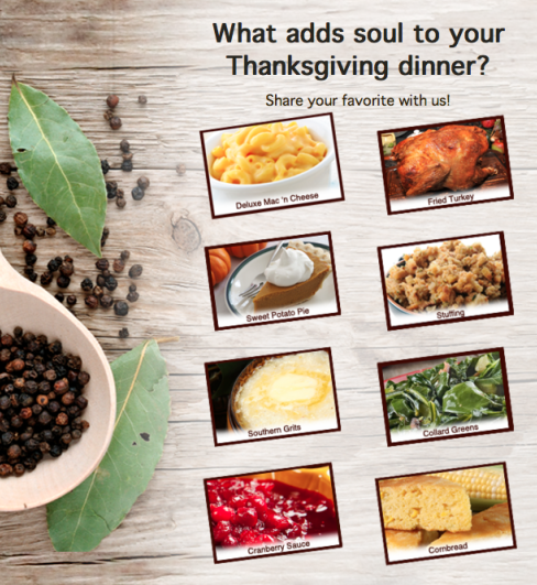 A Soul Food Thanksgiving