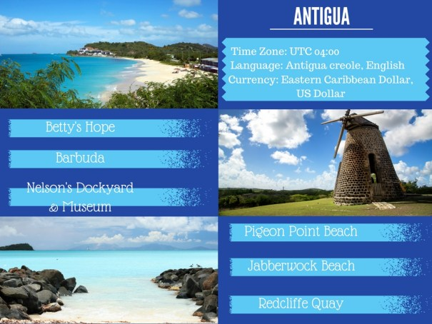 A Day In Antigua