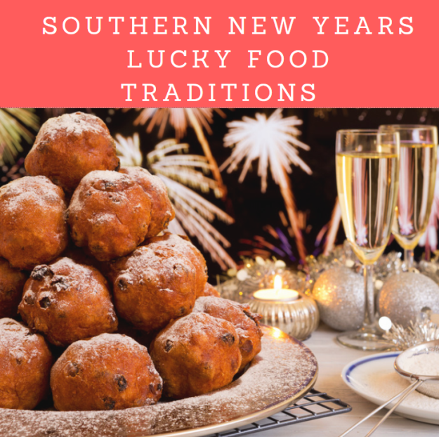 Southern New Years Lucky Food Traditions