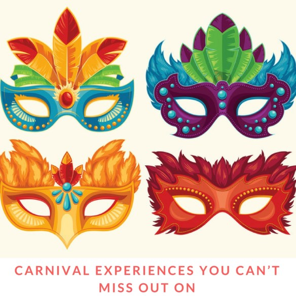 Carnival Experiences You Can't Miss Out On | Black Cruise Travel