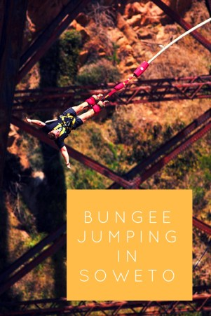 Bungee Jumping in Soweto | Black Cruise Travel