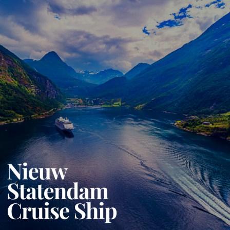 Nieuw Statendam Cruise Ship   Black Cruise Travel