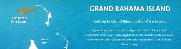 grandbahamasisland | Black Cruise Travel