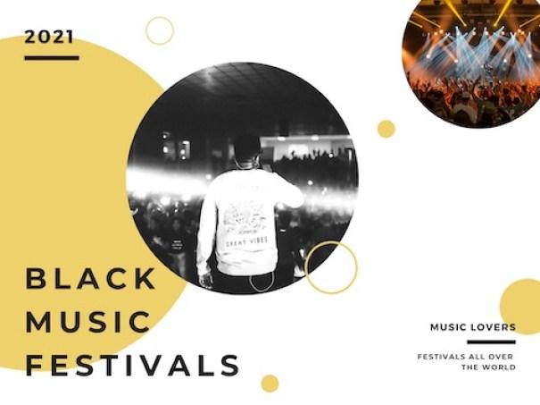 2021 music festivals