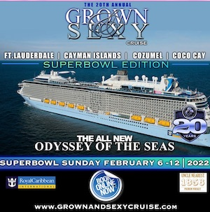 20th annual Grown and Sexy Cruise