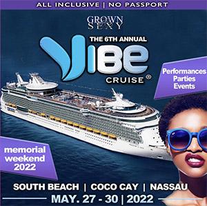 Grown & Sexy Vibe Cruise 2022