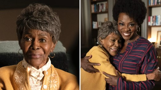 Cicely Tyson 95 New Role 'How To Get Away With Murder ...