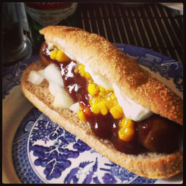 The Perfect Vegan Hotdog