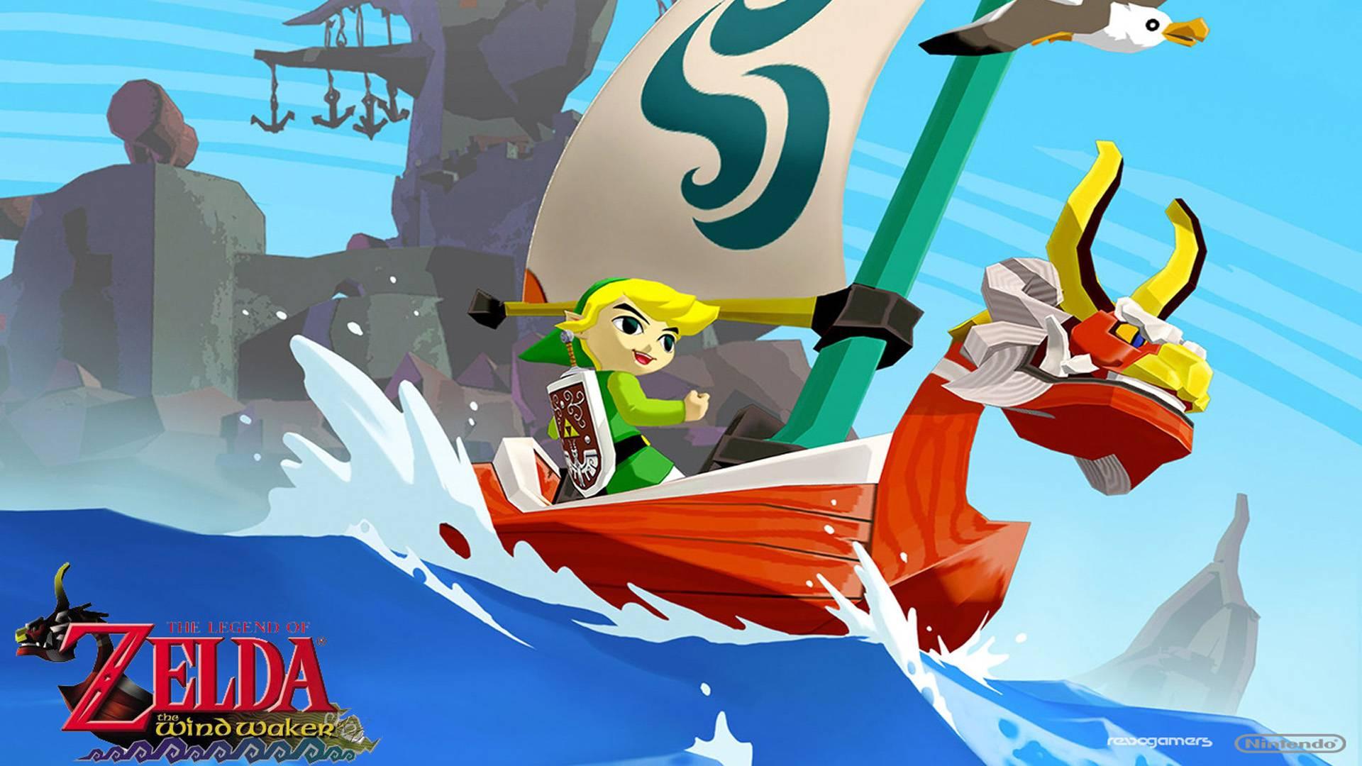 Legend of Zelda Wind Waker