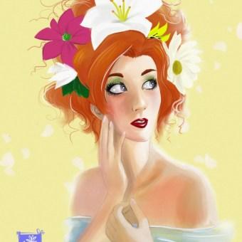 Summer by Pamela Pagayonan