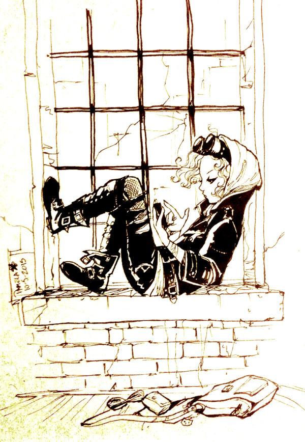 Selina Kyle from Gotham