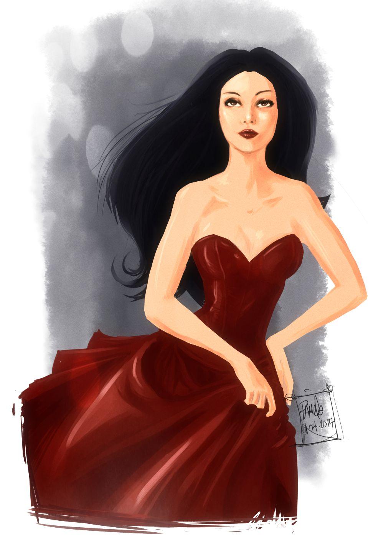 Aphrodite by Blackdaisies