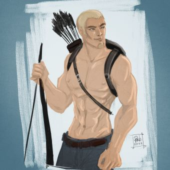 Hunter by Blackdaisies