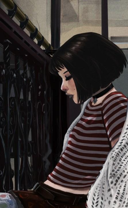 Mathilda detail