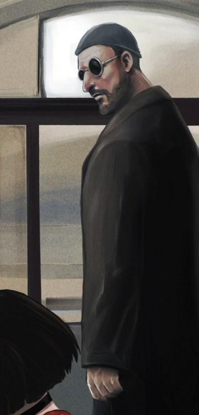 Léon detail
