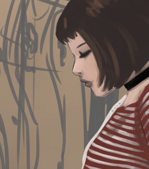 Mathilda work in progress