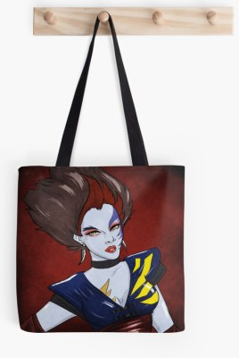 80s Tribute Totebag on Redbubble