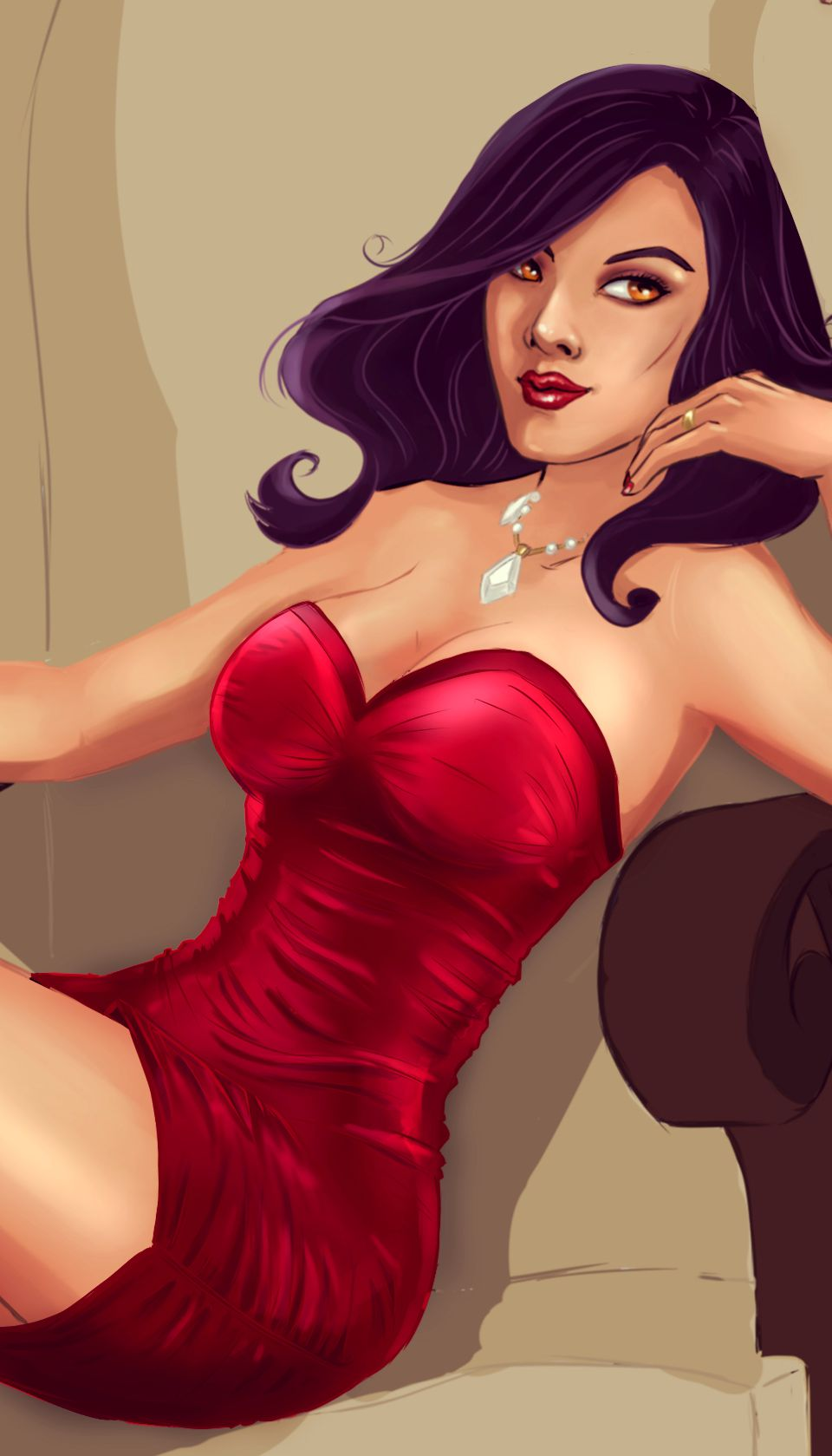 Bella Goth by Blackdaisies