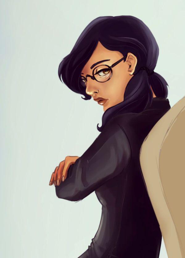 Cassandra Goth by Blackdaisies