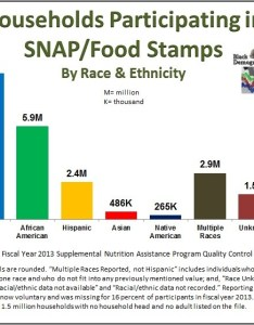 Click to enlarge food stamp by race chart also blackdemographics poverty rh