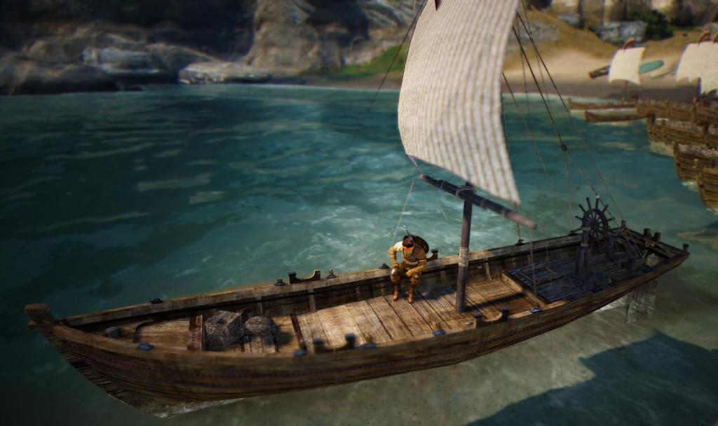 Image Result For Black Desert Build New Boats