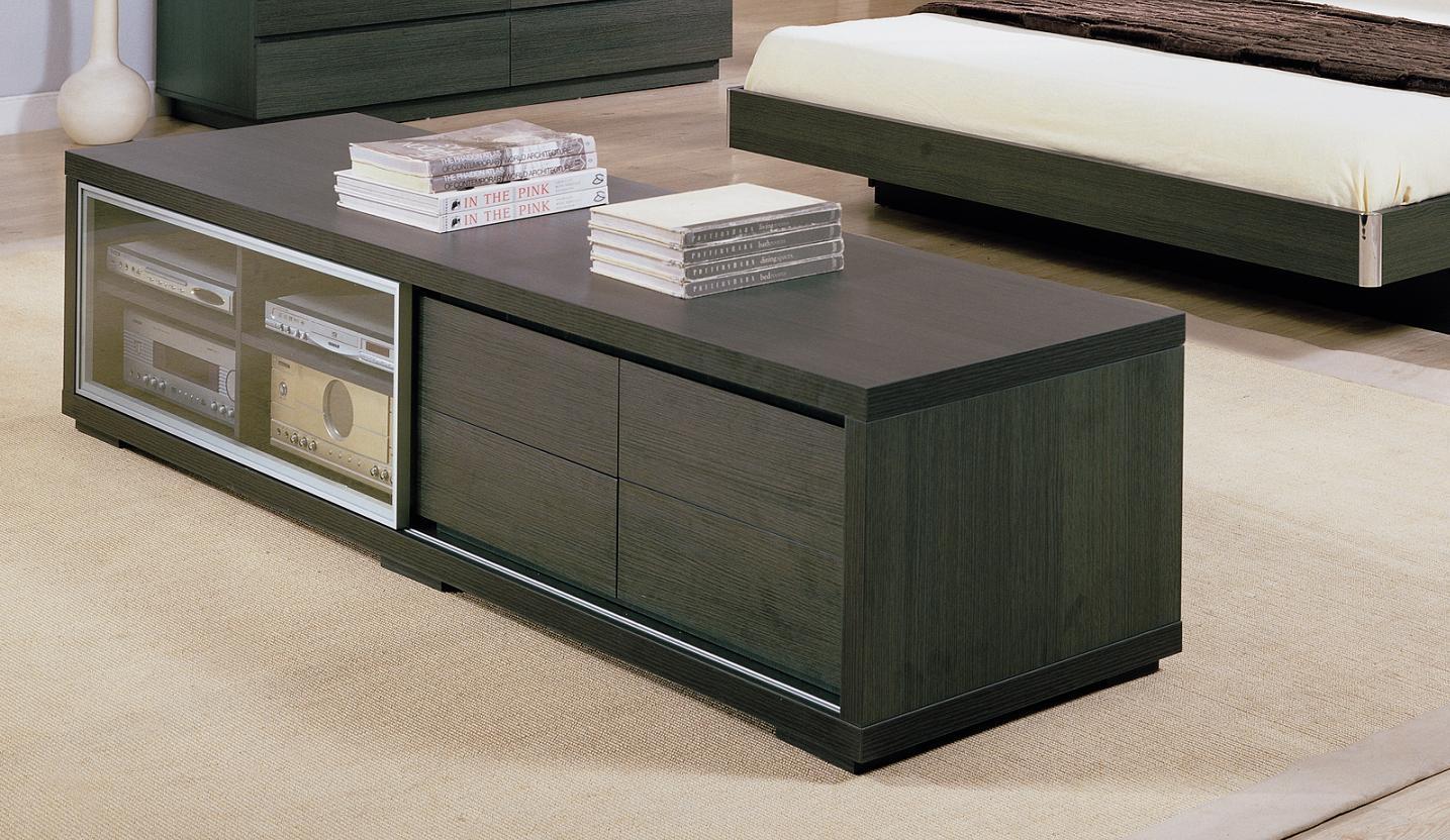 Capri Modern Bed Group