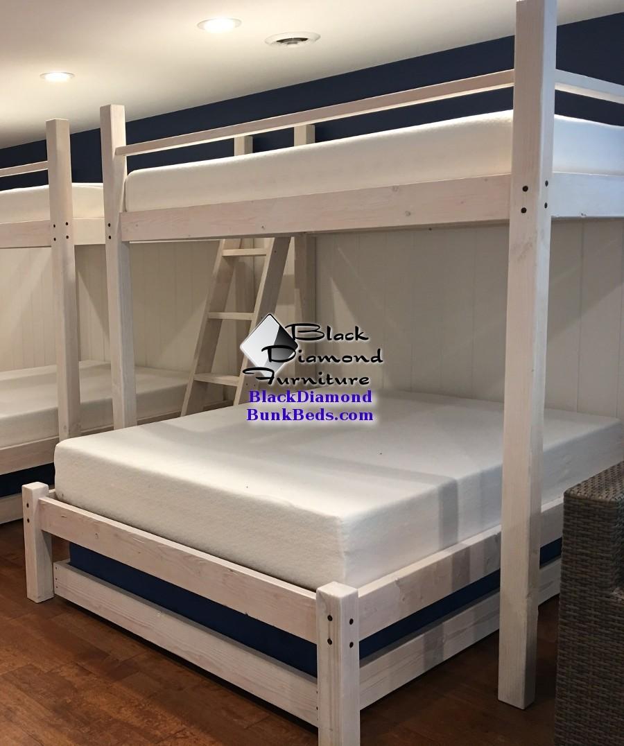 Beach House Custom Bunk Bed