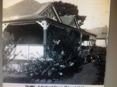 Tilimbi, Chamberlain's home in Harbord St Thirroul