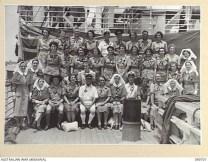 2-5th AGH nurses sailing to Morotai