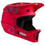 Full face downhill helmet