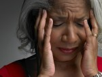 older woman pain